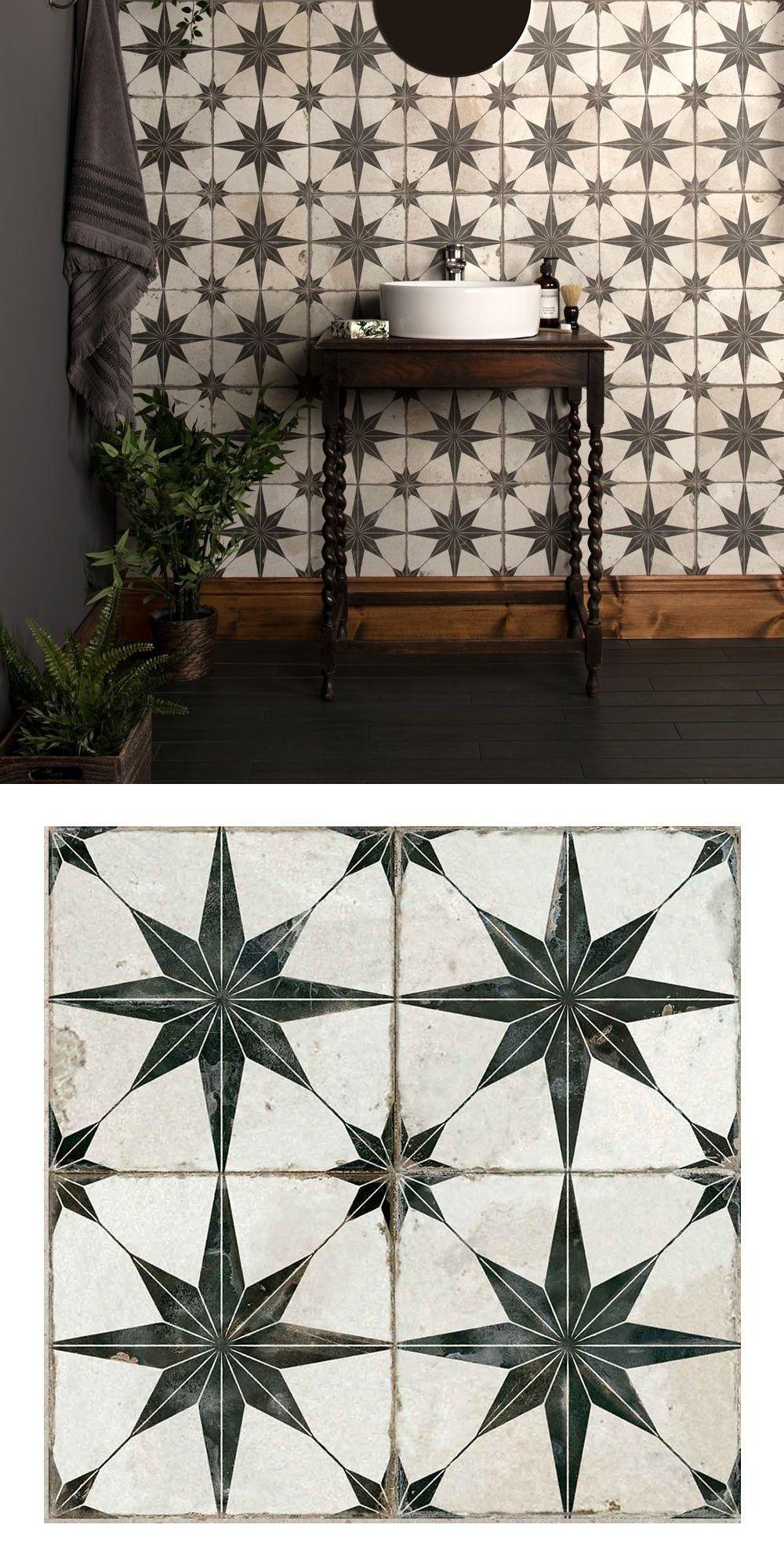 Epingle Sur Black And White Pattern Tile