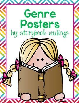 genre posters tpt store
