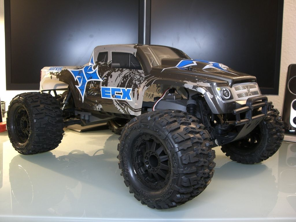 Build complete ecx 1 10 rwd ruckus ecx rc forum urc forums