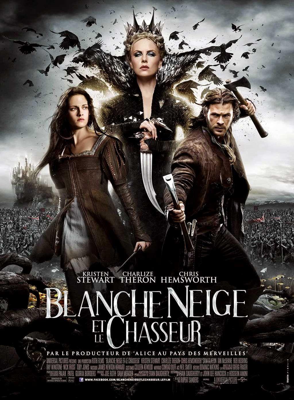 Film Blanche Neige Et Le Chasseur : blanche, neige, chasseur, Blanche, Neige, Chasseur, Rupert, Sanders, Chasseur,, Neige,, D'aventure