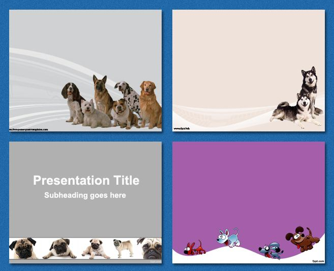 Free powerpoint templates dogs pets best friend fun things free powerpoint templates dogs pets best friend toneelgroepblik