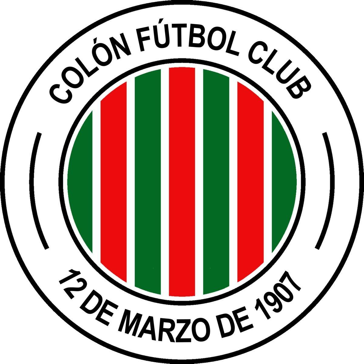 Colon Colon Futbol Club 1907 Montevideo Uruguay Montevideu Escudos De Futebol Futebol