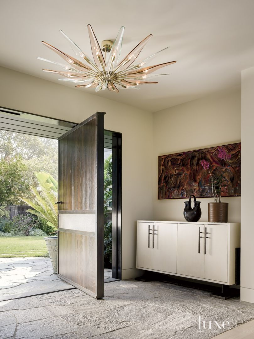 foyer   Floridian Furniture - Luxe Interiors + Design   For the Home on modern front door designs, home with courtyard entrance designs, french country exterior home designs, front entrance patio designs, italian home front entrance designs, house front entry designs,