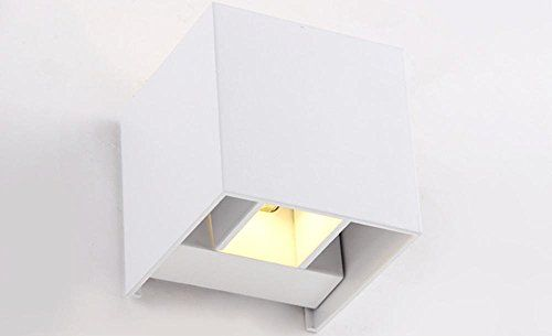 Schlafzimmer Lampe ~ Cc led lampe im freien wand licht garten wandleuchten