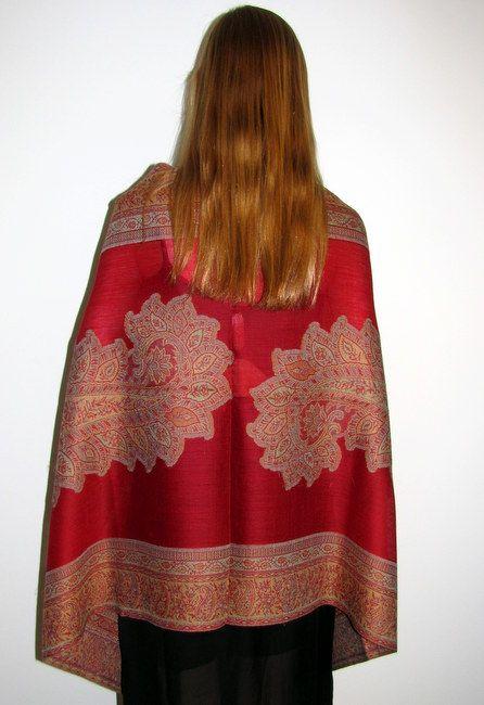 Amazing Indian shawls warm winter wool shawls and wraps ...