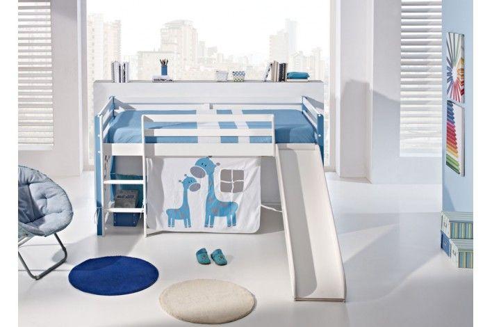 Cama tobog n l 09469905 merkamueble ideas para el hogar camas dormitorios juveniles y - Habitaciones infantiles merkamueble ...