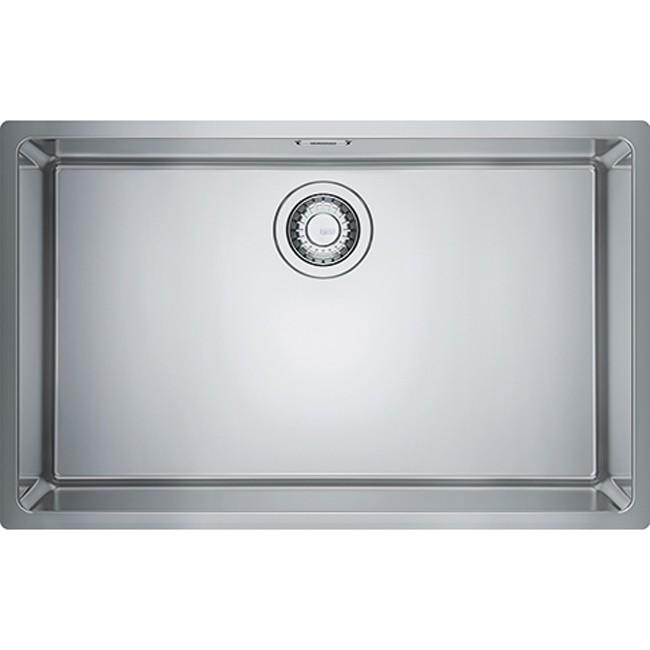 Franke Maris Bowl Mrx 210 70 Inset 1 0 Bowl Kitchen Sink Stainless Steel Kitchen Sink Steel Kitchen Sink Stainless Steel Kitchen