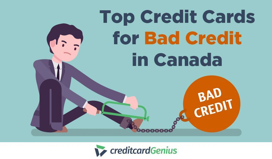 If you have bad credit getting approved for a credit card