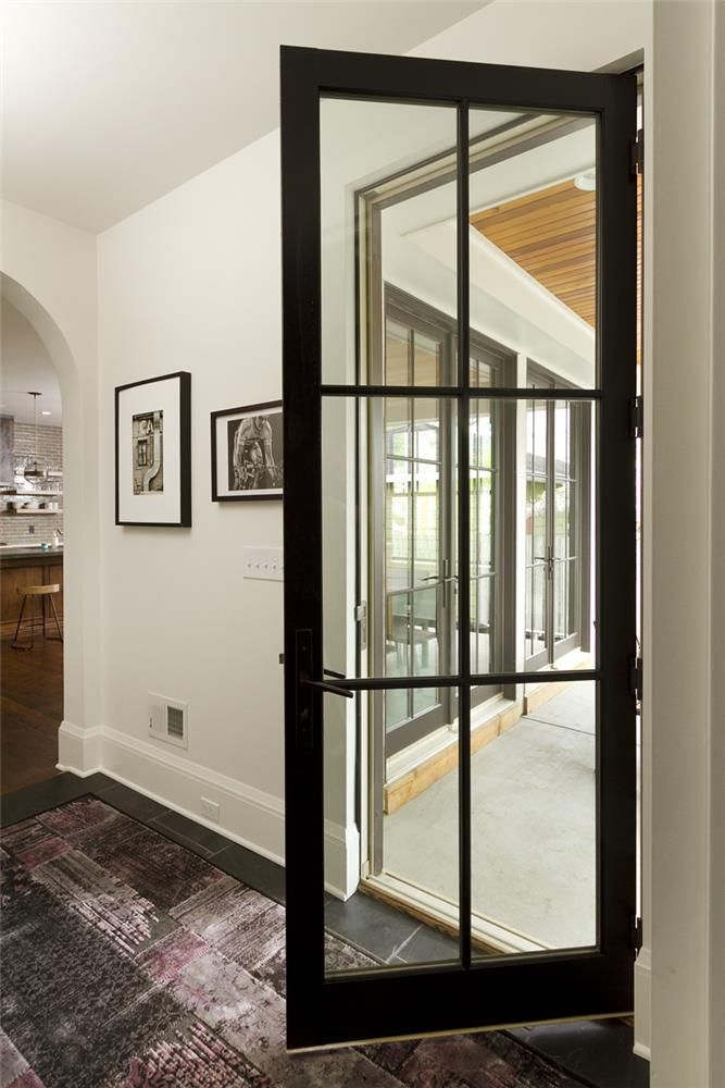 Pin By Sinead Byrne On Wv Dining Black Exterior Doors French Doors Exterior French Doors Patio Exterior