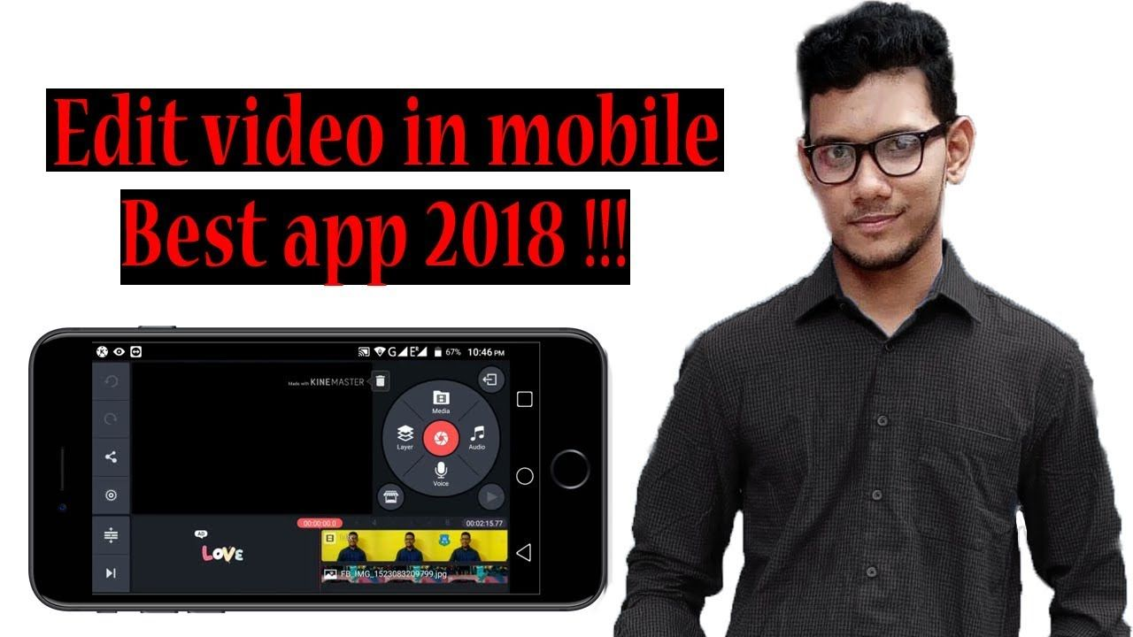 How to edit videos by mobile Best video editing android