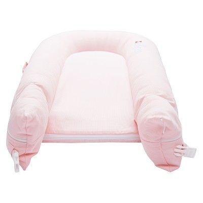 Pink NEW DockATot Grand Strawberry Cream Cover