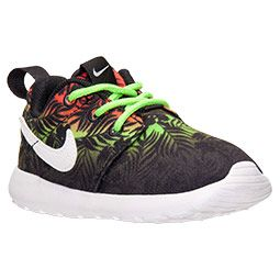 Boys' Toddler Nike Roshe One Print Casual Shoes | Finish Line