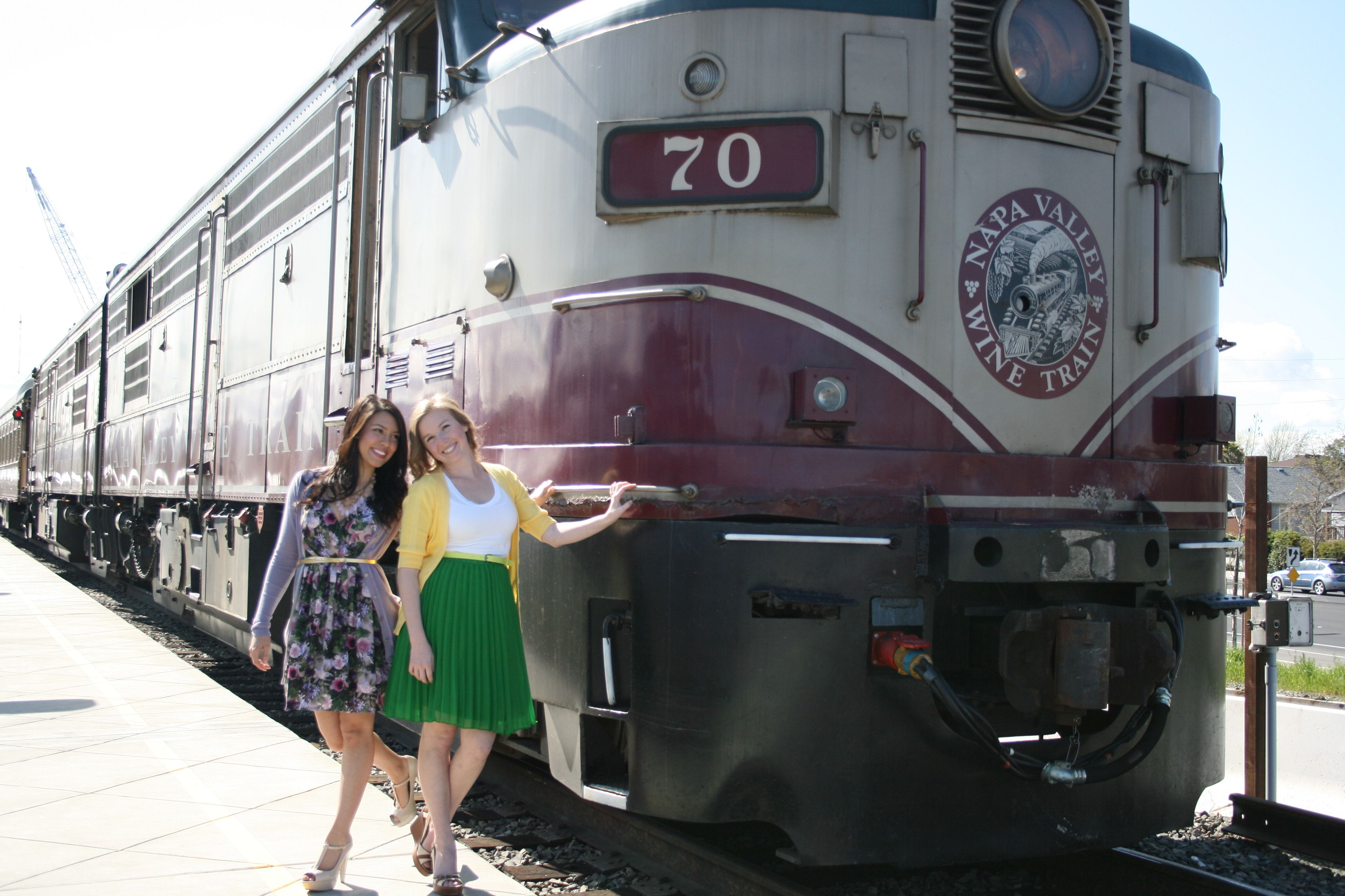 Wondering What To Wear On Your Upcoming Trip To Napa Check Out Our Newest Monthly Blog Napa Casu Napa Valley Wine Train Napa Valley Wine Tours Wine Train