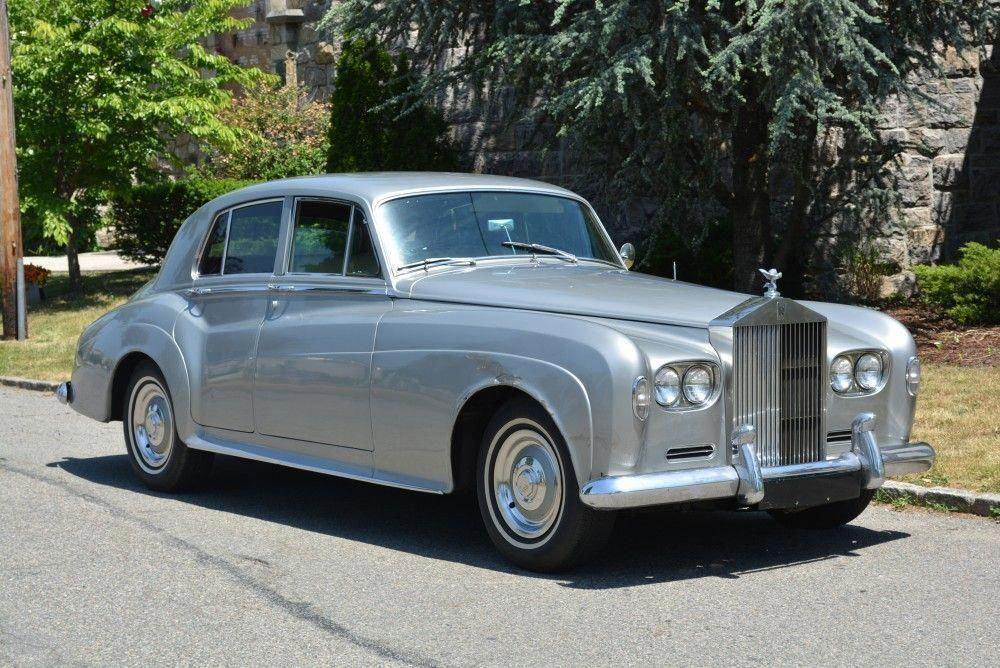 1965 Rolls Royce Silver Cloud Iii Rollsroyceclassiccars Rolls