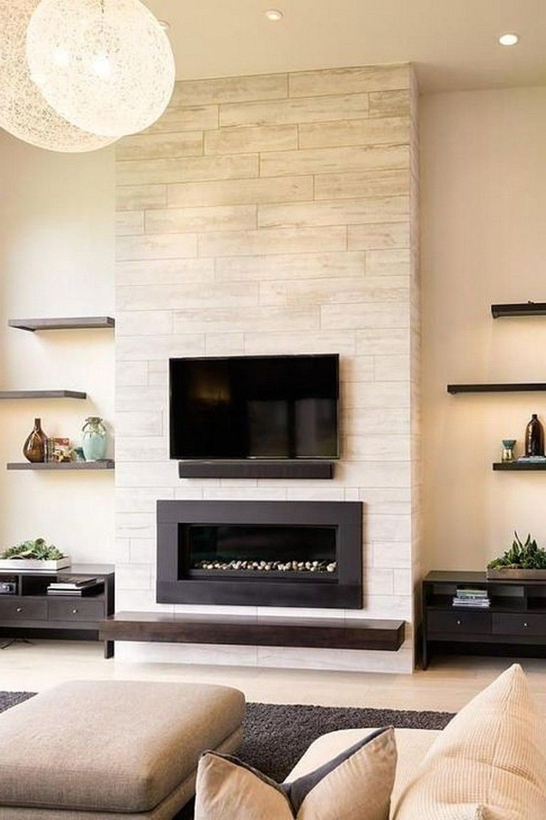 40+ Marveolus Electric Fireplace Design Ideas For Your Home - Page 26 Of 47