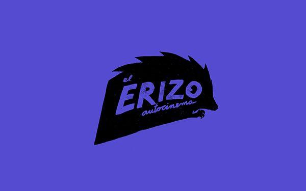 El Erizo Autocinema on Behance