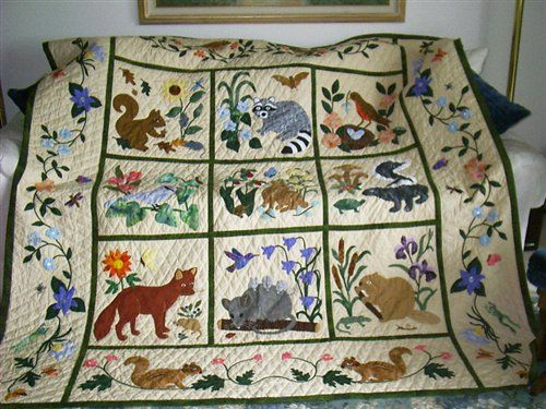 Pin by cathy slater on quilting quilts applique quilts animal