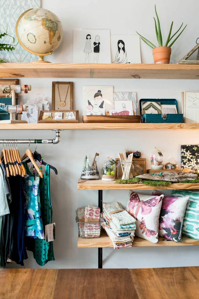 home shop design. Boutique Owners  Make the Most of Small Business Saturday Rue