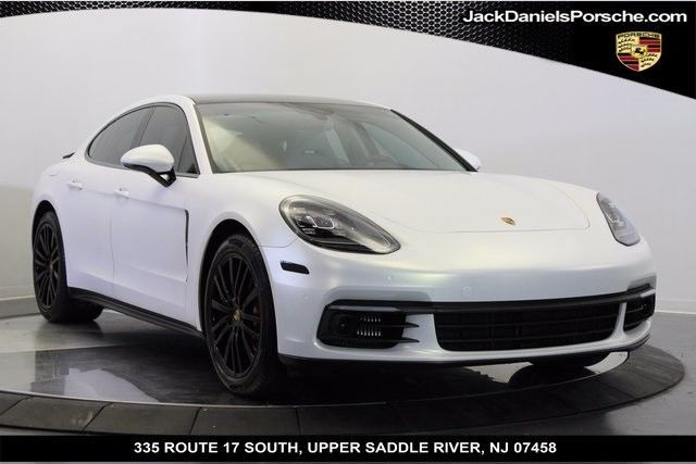 Nice Amazing 2017 Porsche Panamera 4S VOLCANO GREY METALLIC WHITE WRAP ADAPTIVE AIR SUSPENSION PASM LCA