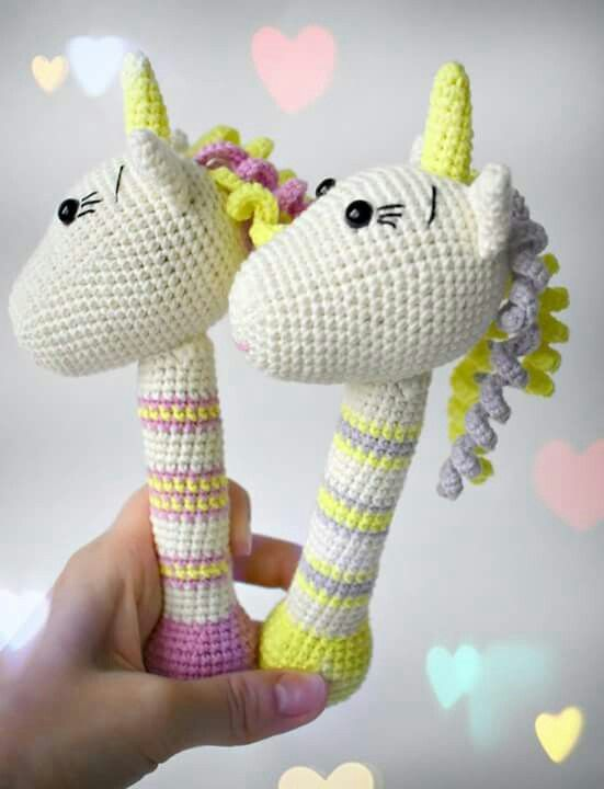 Pin de Mayka Esteban en sonajero crochet | Pinterest | Sonajero ...