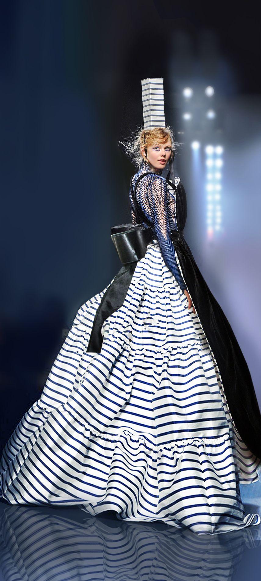 mquesadad | Fashion, Couture fashion, Jean