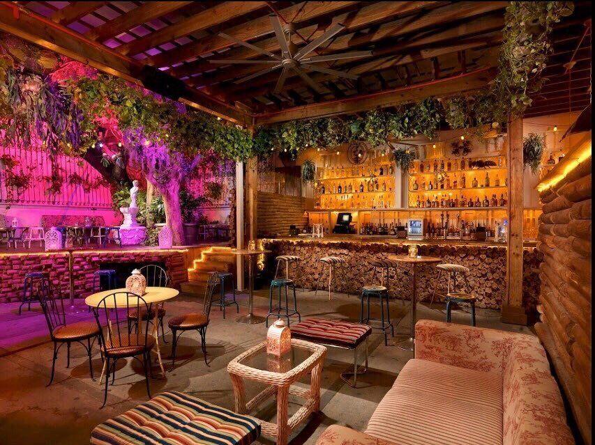 El Patio Restaurant In Wynwood Miami