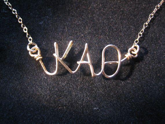 Necklace Kappa Alpha Theta Theta Kappa Alpha Theta Shirts