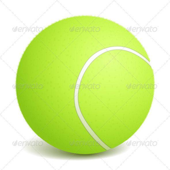 Tennis Ball | Tennis, Font logo and Fonts