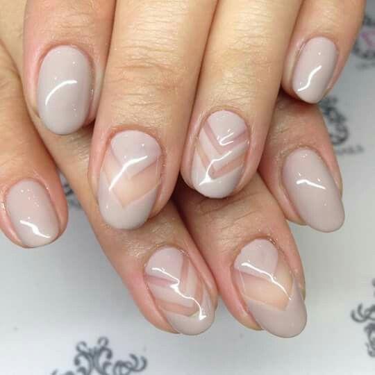 Nail Art Clear Gel Nails Clear Nail Designs Clear Nails