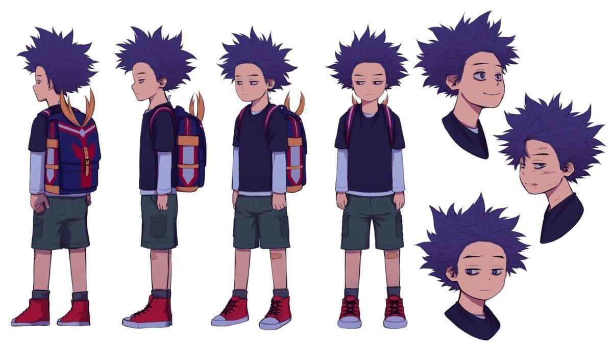 My Hero Academia Bnha Hitoshi Shinso Quirk Brainwashing Hero Hero Academia Characters My Hero