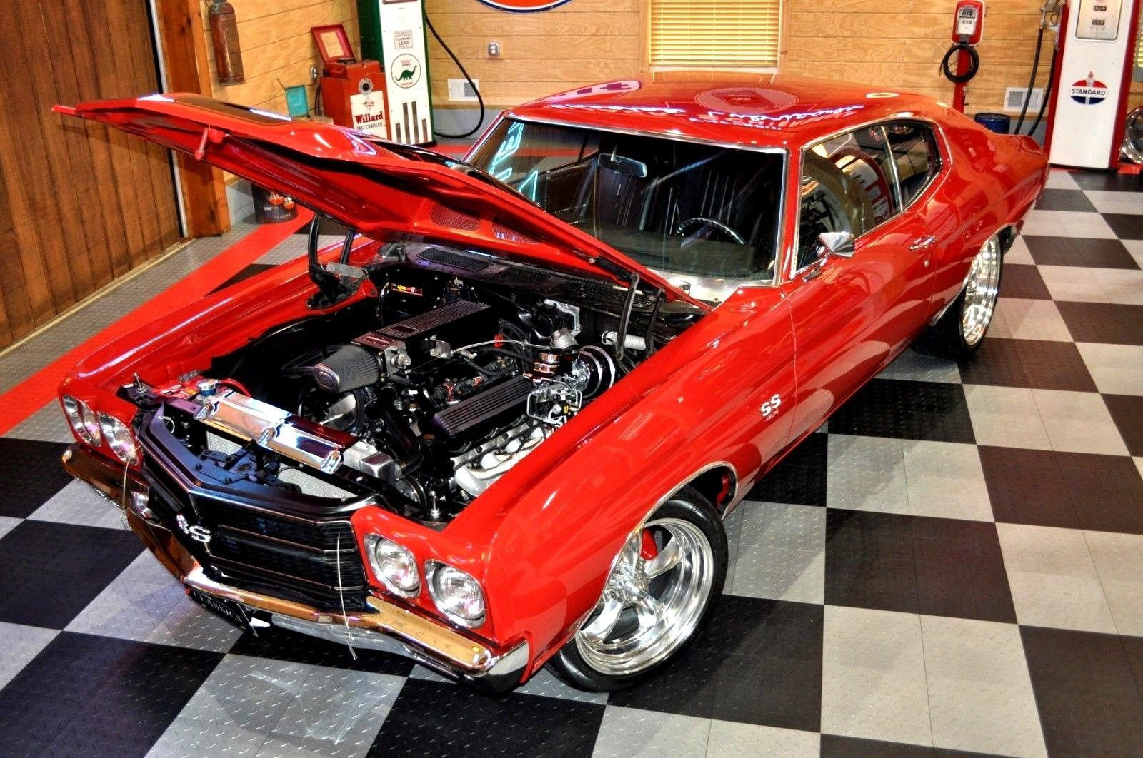 1970 Chevrolet Chevelle Ss 454 Pro Touring Restomod Must Sell No