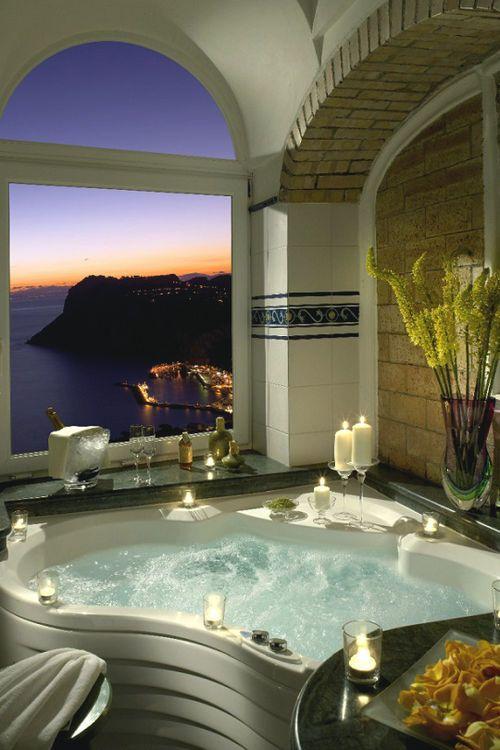 schöner wohnen wohnzimmer farben:Isle of Capri Italy