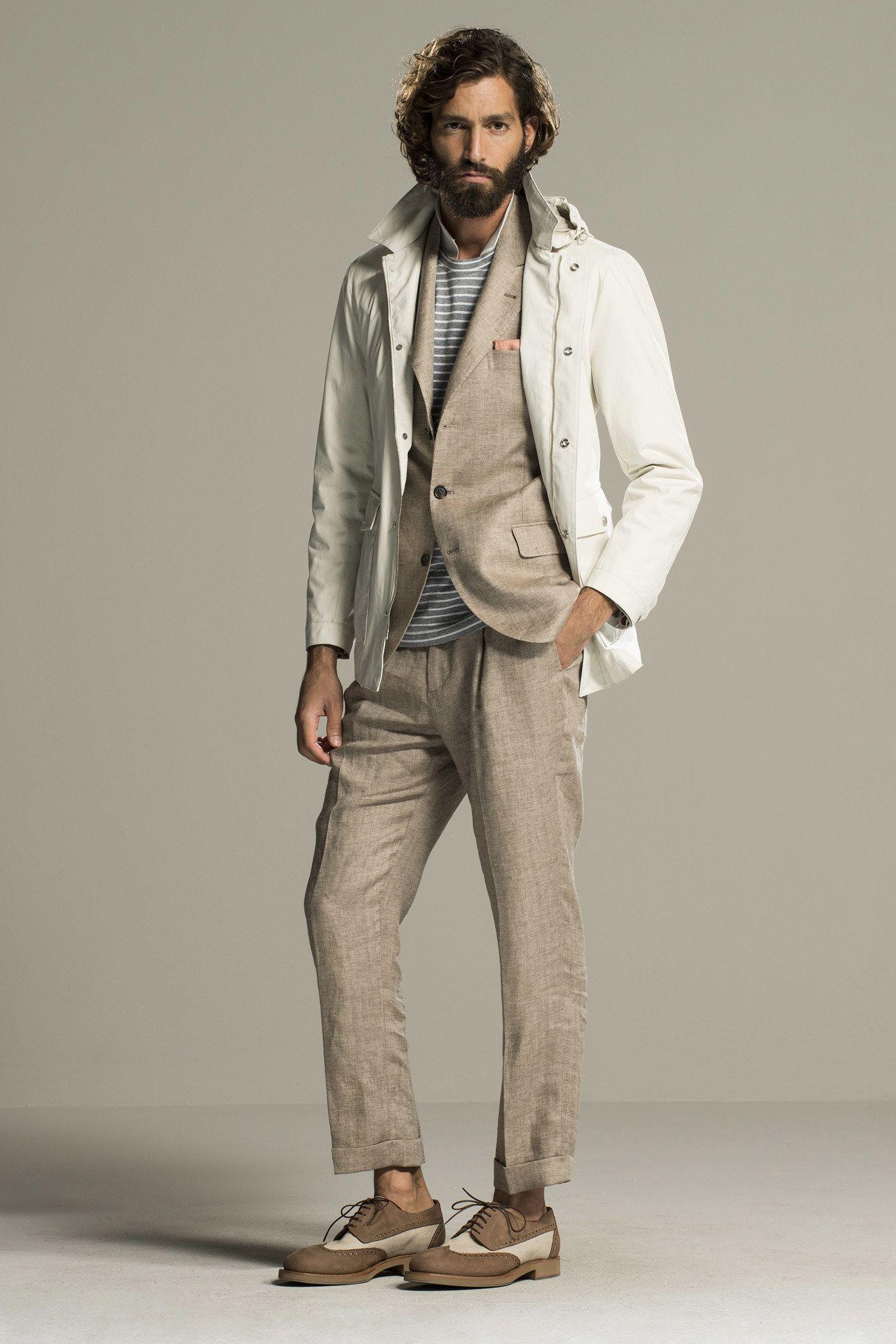 Brunello Cucinelli Spring 2016 Menswear Collection Photos - Vogue