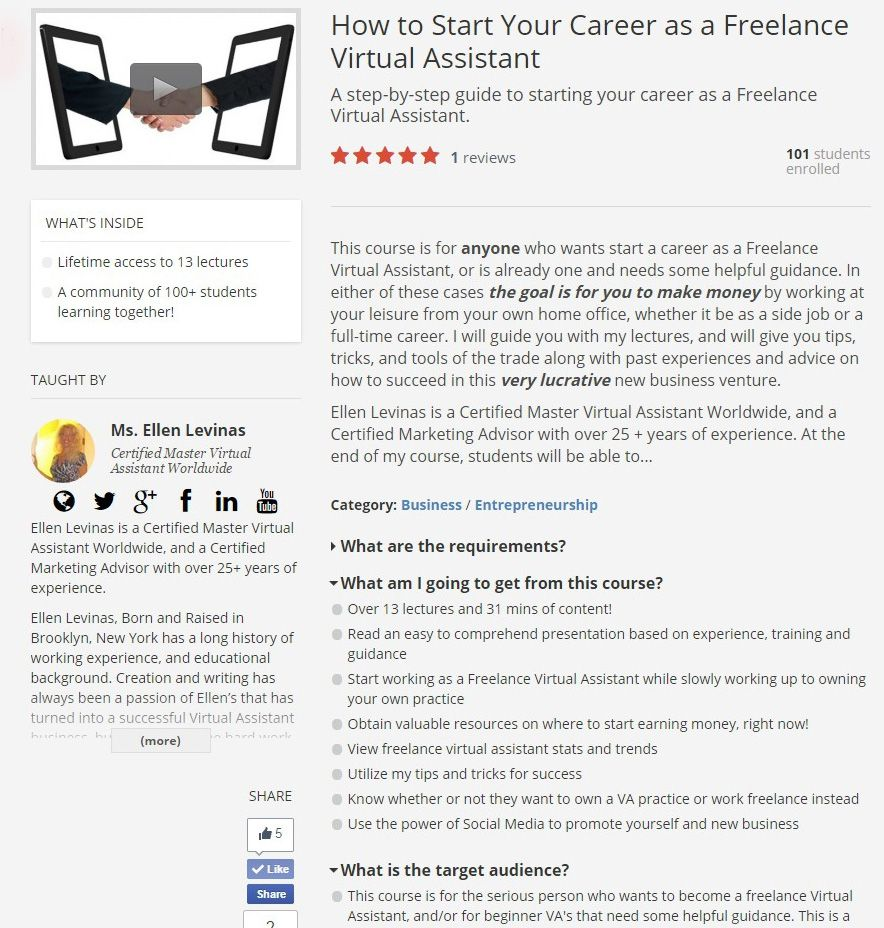 How to Start Your Career As a Freelance Virtual Assistant