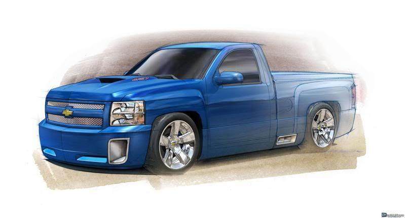 Faceliftedss S Image Chevrolet Silverado Chevrolet Trucks Chevrolet