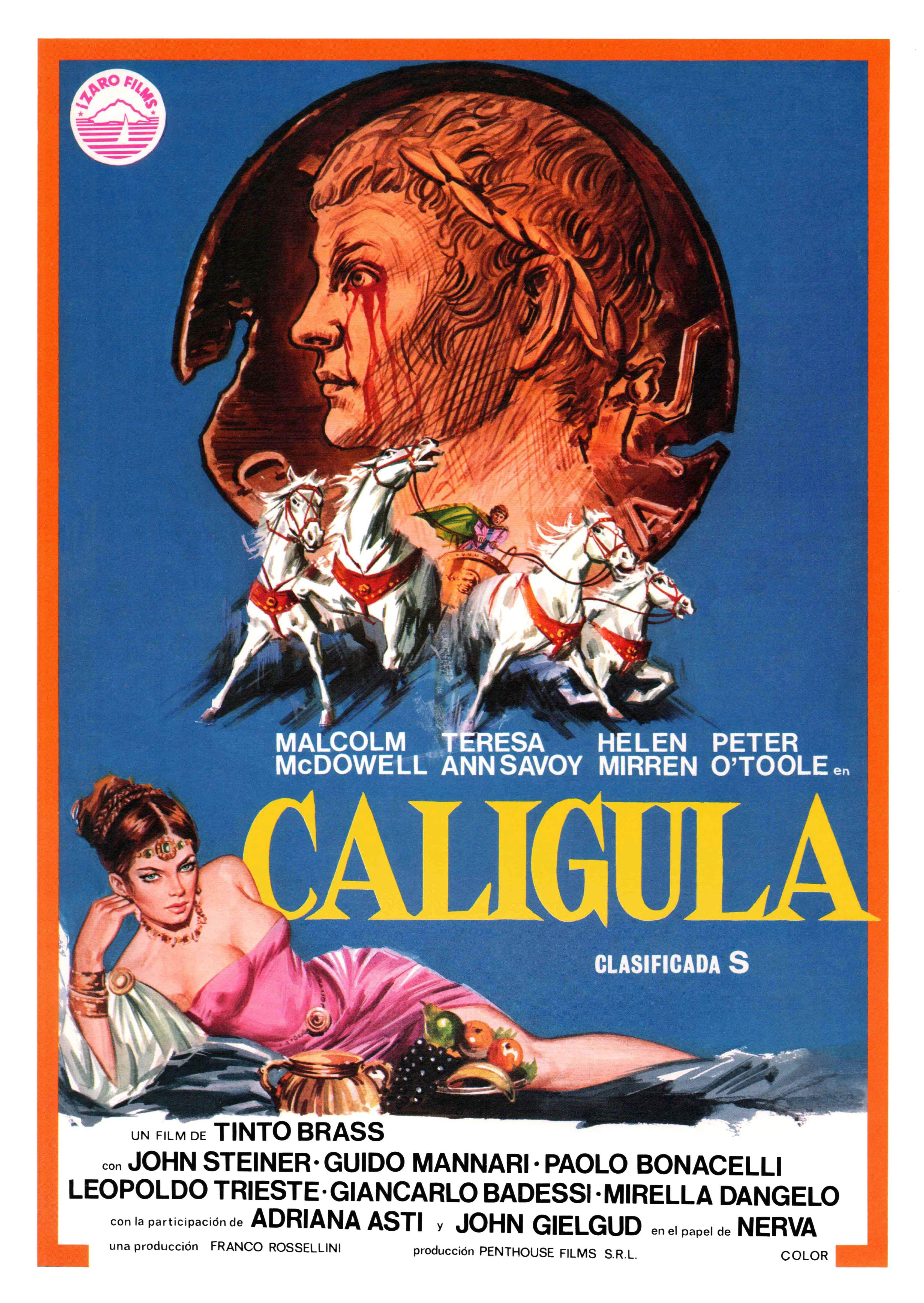 Caligula Peliculas En Linea Gratis Dias De Cine Peliculas Pornograficas