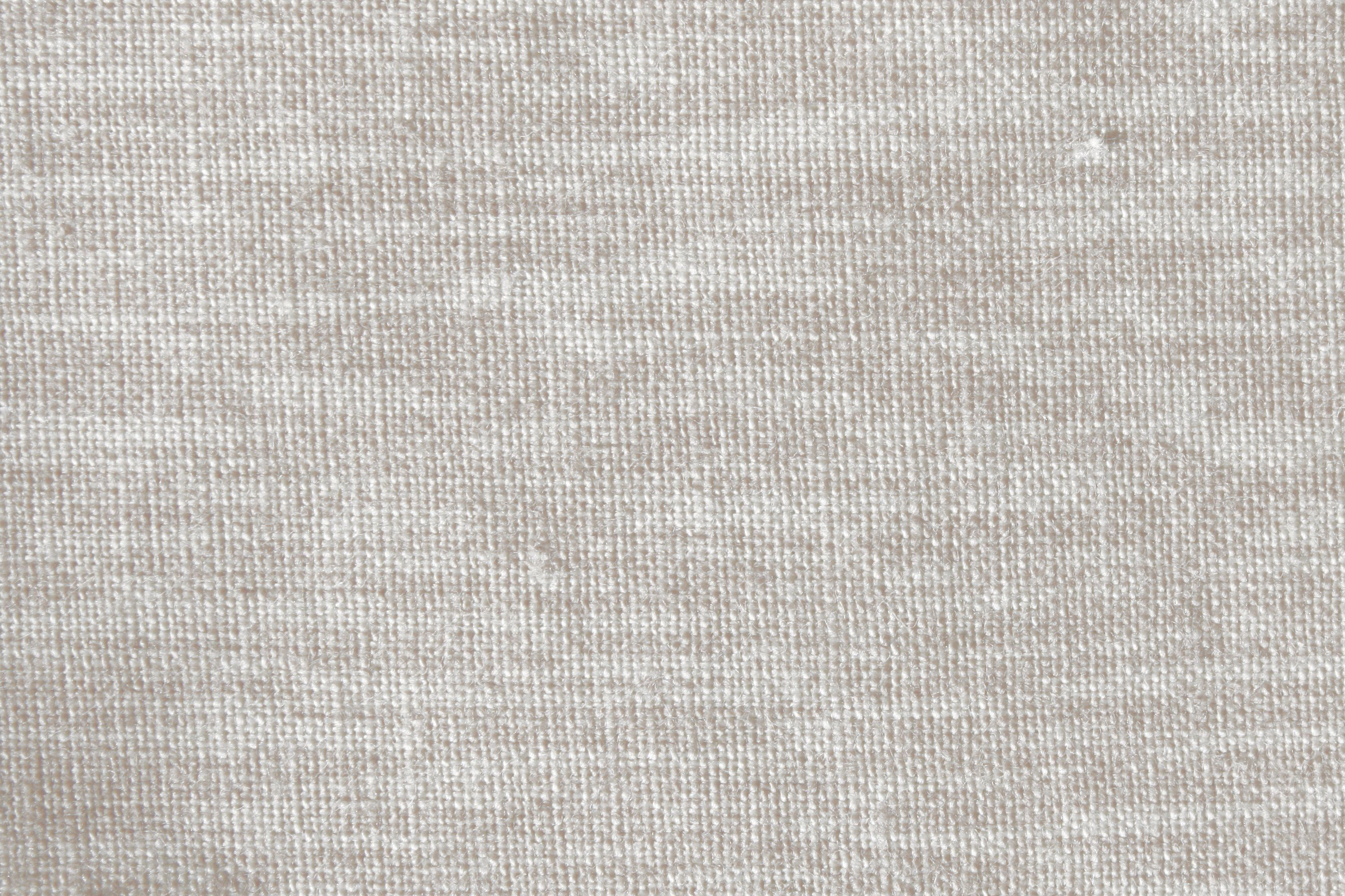 White Woven Fabric Close Up Texture