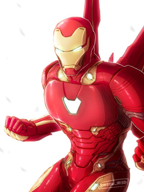 Mark 85 Iron Man Https Meow101xd Tumblr Com Post 184603011743 Im Ready For Endgame On Sunday Though W Iron Man Marvel Cinematic Iron