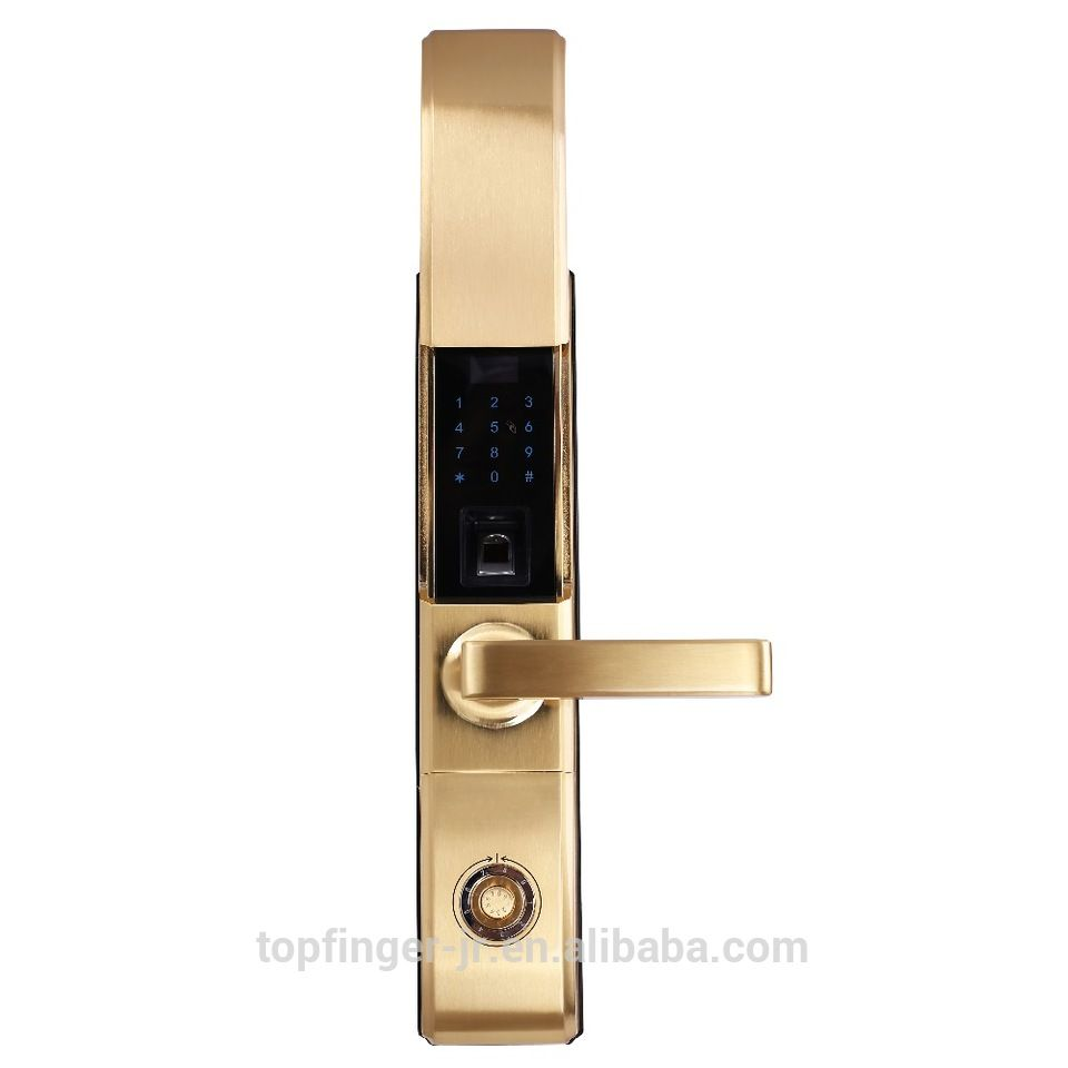 Remote Controlled Smartphone Controlled Best Combination Front Door