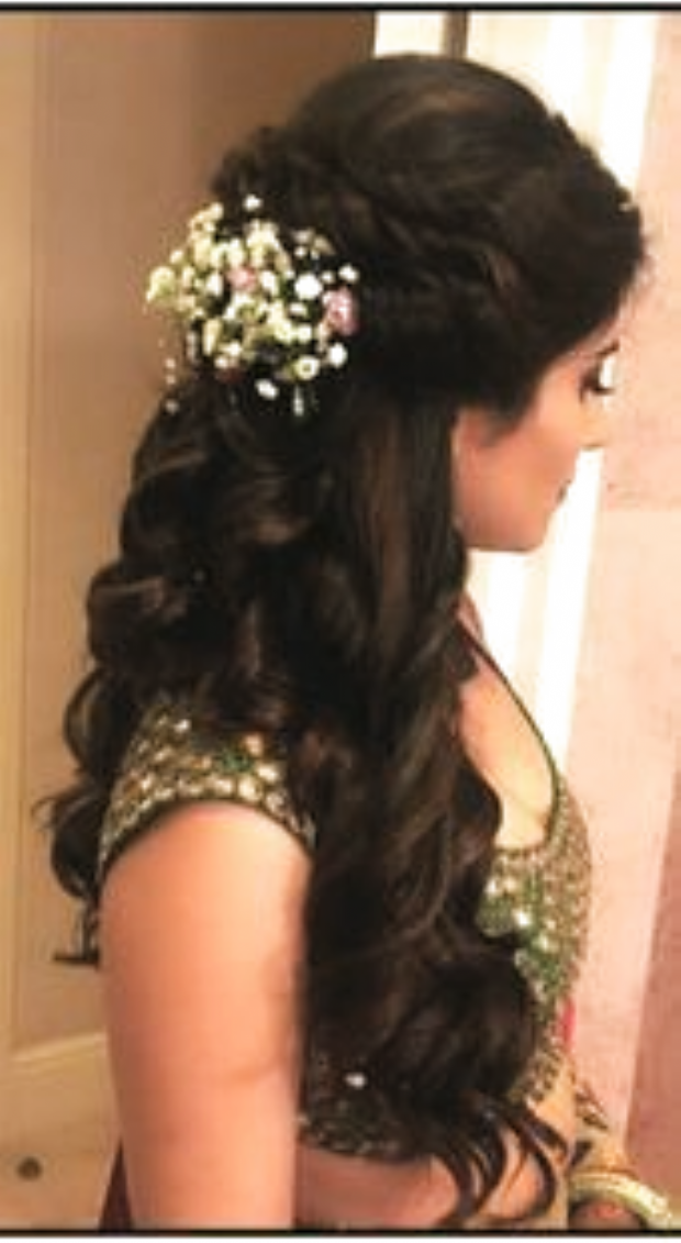 Hairstyles Indian Wedding Hairstyles Indian Hairstyles Indian Wedding Indische Hochzeitsfrisuren Indisches Haar Haar Styling
