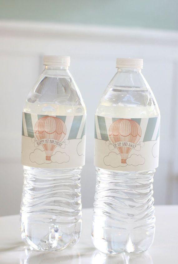 bottled balloons
