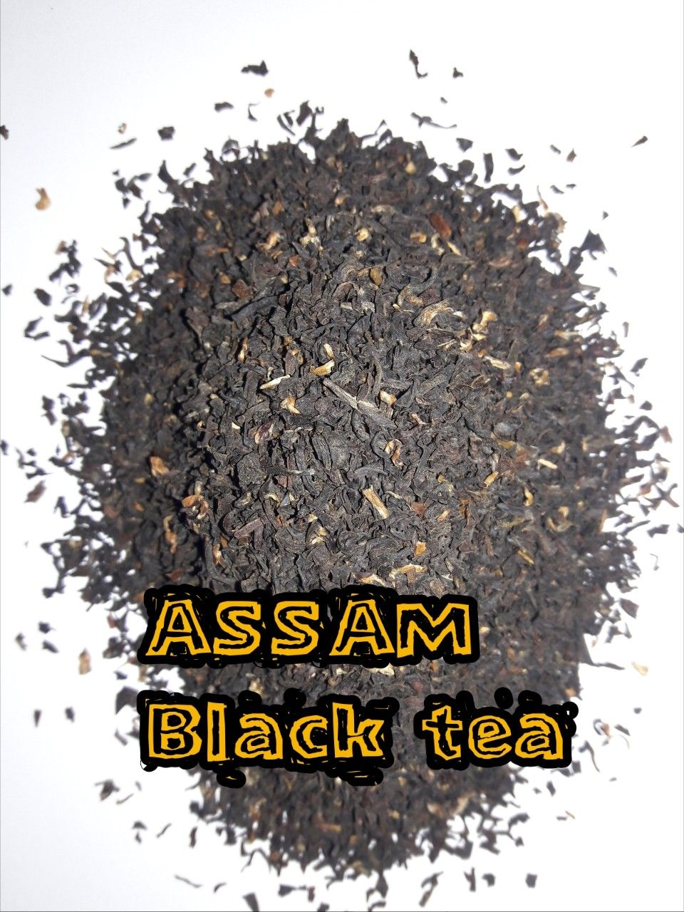 ASSAM (KONDOLI ESTATE) BLACK TEA How to dry basil, Black