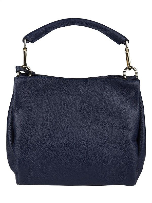 Le Camp blue handbag Made in Italy