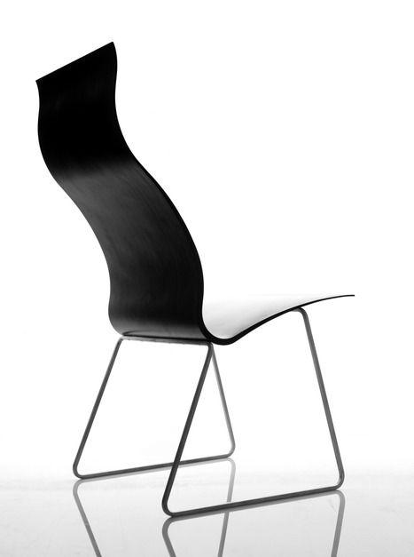 Ergon Nomos Chair By David Milner And Travis Frankel
