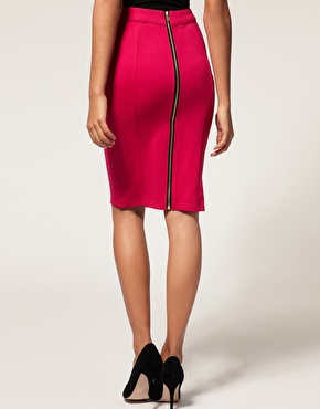 Paprika Pencil Skirt With Zip Back €39.37 NOW €25.11 Out Of Stock ...