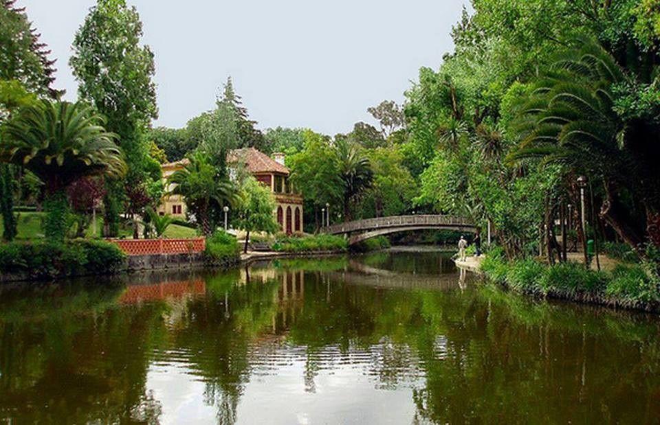 Jardim Infante D. Pedro, Aveiro  By Suzana Costa
