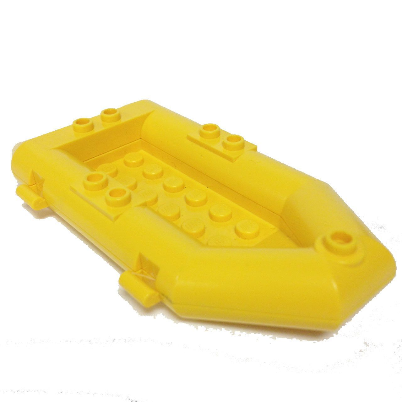 62812 Lego Rubber Raft Boat Red Large