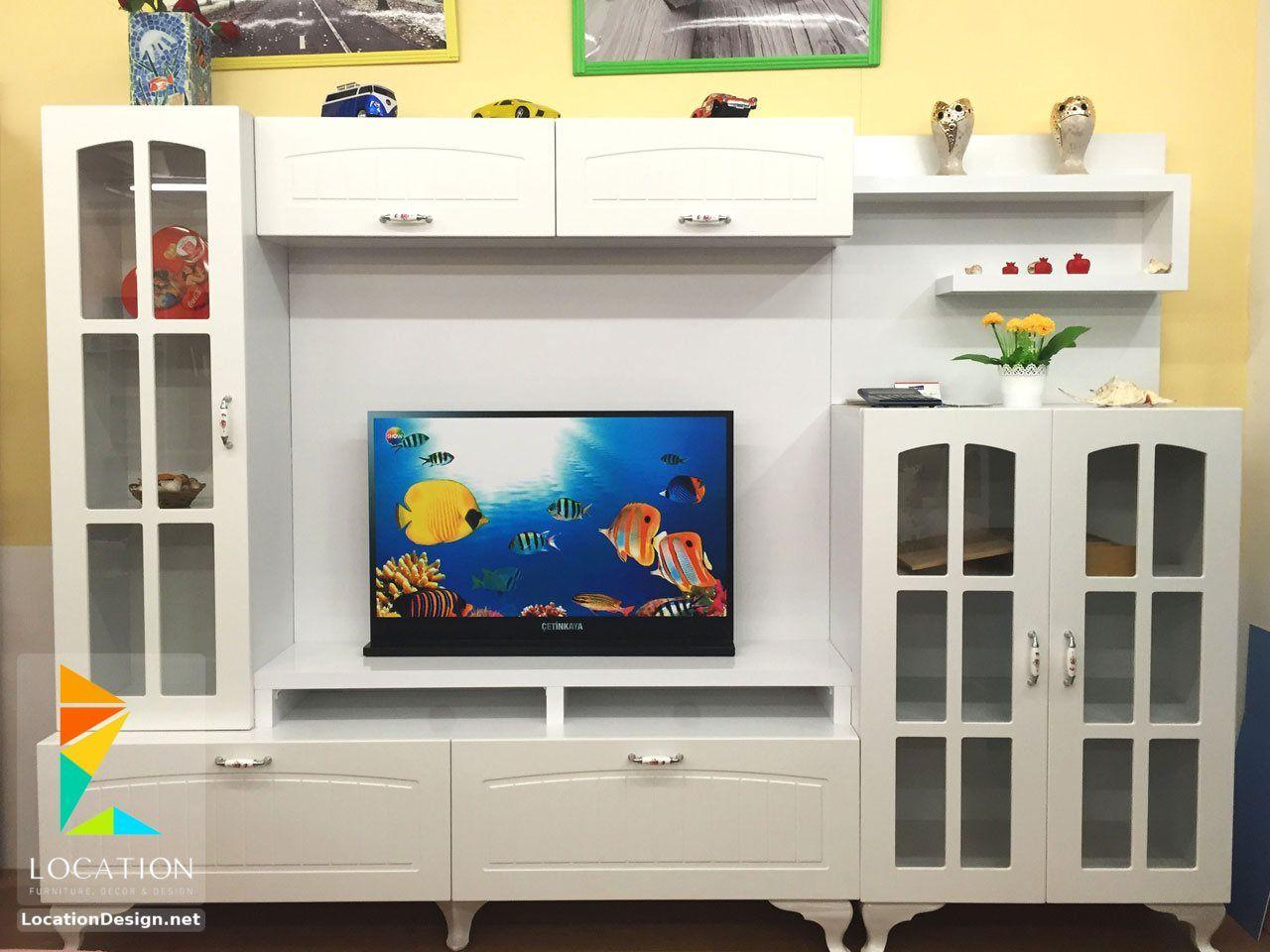 تصميم مكتبات مودرن 2019 افكار لتعليق التلفزيون في الجدار Home Home Decor Furniture
