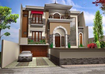 Desain Rumah Mewah Minimalis 2 Lantai Desain Rumah Idaman