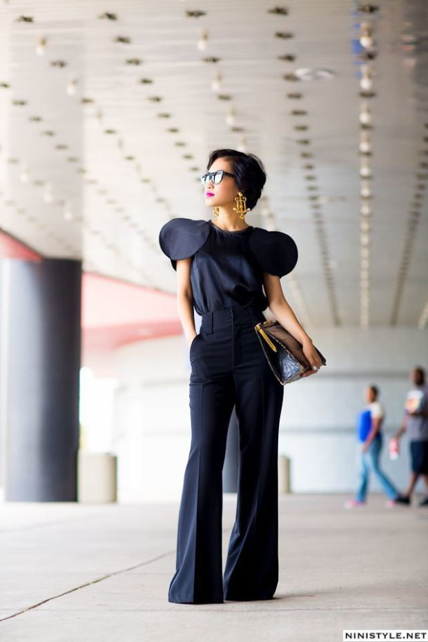 How to Rock The High-Waisted Pants | Fashion Style Mag | Page 14